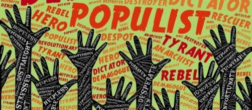 Populism has become the third favored political ideology in Europe - image source: Max Pixel - maxpixel.freegreatpicture.com/