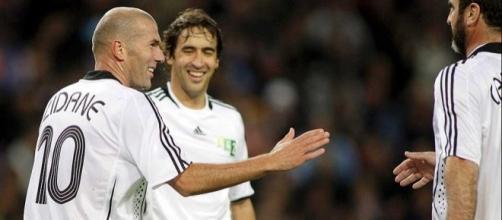 Real Madrid: Raúl dit tout sur Zidane!