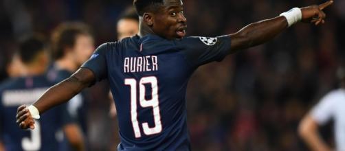 Serge Aurier privé de visa et absent du groupe du PSG après une ... - eurosport.fr