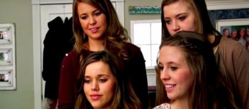 The Duggar Sisters--Image via TLC/YouTube
