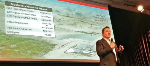 The Gigafactory | credit, Steve Jurvetson, flickr.com