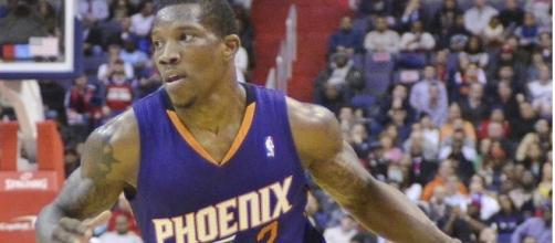 The Phoenix Suns have reportedly offered Eric Bledsoe, T.J. Warren, and a 1st-round pick for Kyrie Irving - Joe Glorioso via Flickr