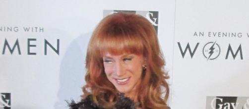 The Secret Service clears Comedian Kathy Griffin / Photo via Greg Hernandez, Flickr