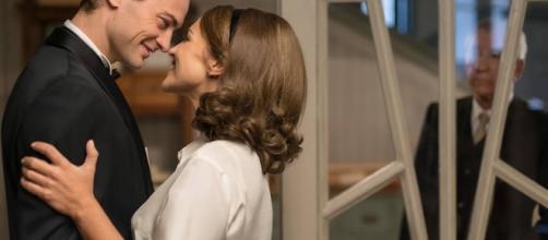 Velvet 4 anticipazioni: Carlos e Anna sposi.