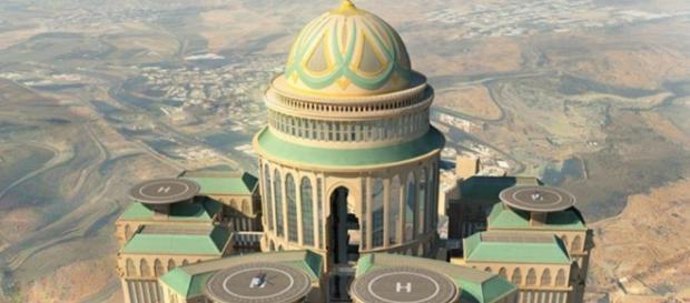 Arabia Saudita: presto aprirà l'hotel più grande e sfarzoso del mondo - lastampa.it