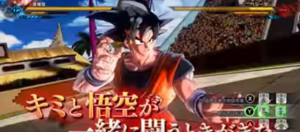 Bandai Namco offers first look at mimicking Kamehameha move using Joy-Con controllers in new ad. Bandai Namco/YouTube