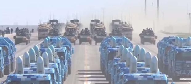 China a sărbătorit 90 de ani de la formarea Armatei de Eliberare a Poporului cu o fastuoasă paradă militară - Foto: captură YouTube