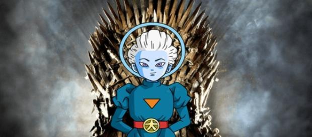 Daishinkan quiere el Trono de Hierro