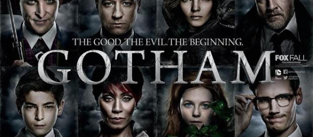 Gotham senza Batman, Gordon senza baffi – Il Sociopatico - wordpress.com