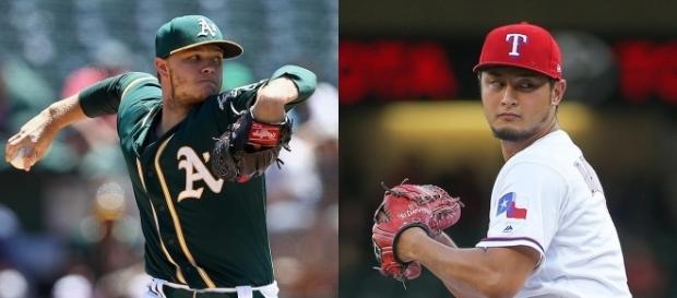 Gray y Darvish fueron las dos bombas en el límite de cambios de MLB. SI.com.