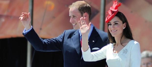 Kate Middleton and Prince William / Photo via tsaiproject, Wikimedia Commons