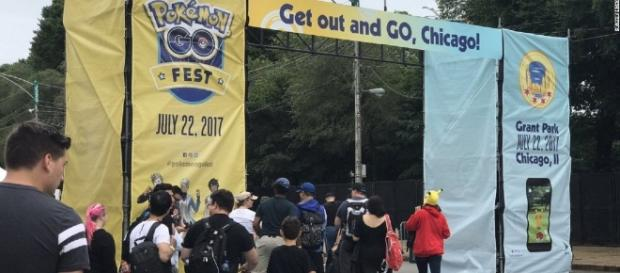 Niantic Labs is delaying some European 'Pokemon Go' events following Chicago's debacle. / from ' [Image source: Youtube Screen grab]