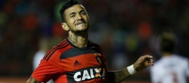 Rogério - atacante do Sport Recife. ( Foto: Reprodução)