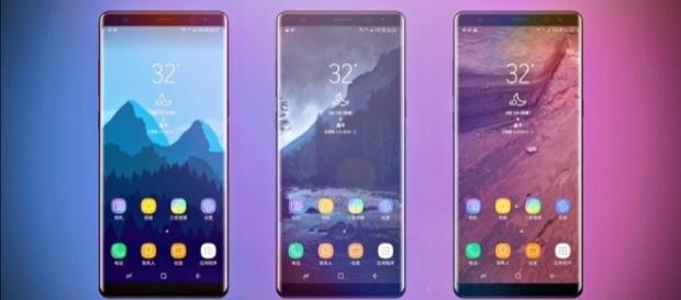 Samsung Galaxy Note 8 - DEEP BLUE LOOK!!! YouTube/XEETECHCARE