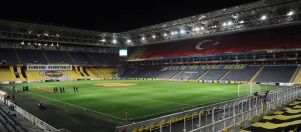 Stade Şükrü-Saracoğlu du Fenerbahçe. Crédit photo : europe1.fr