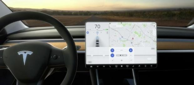 Tesla Model 3 has a simple yet elegant design - YouTube/The Verge