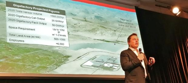 The Gigafactory | credit, Steve Jurvetson, flickr.com
