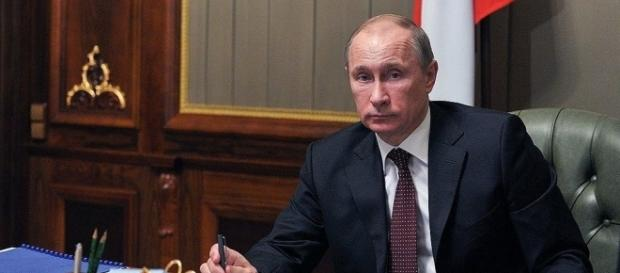 Vladimir Putin via Vladimir Putin – Personal website