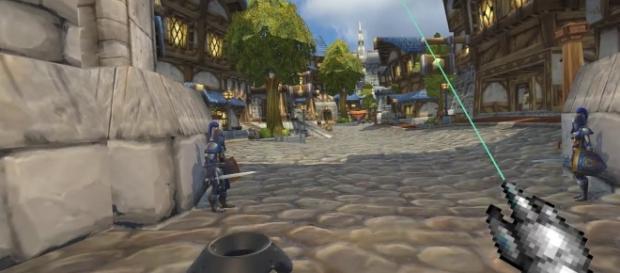 World of Warcraft: VR ?! | Ultra/YouTube
