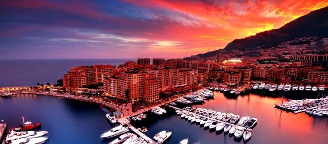 Europe's small places: The Principality of Monaco