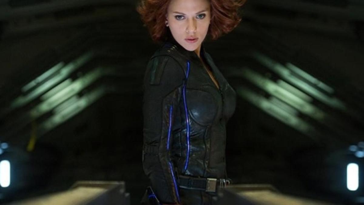 Infinity War Scarlett Johansson Wraps Filming Dishes On