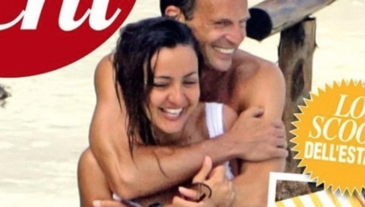 Ambra Angiolini Topless ambra e allegri: la nuova coppia dell'estate
