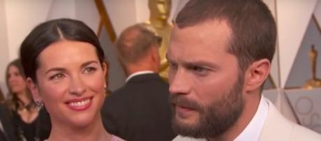 Amelia Warner was allegedly married to a sexy actor but she quickly denied the claim. (via YouTube - Mahi's world)
