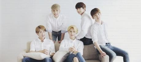 SHINee thanks former U.S. president Barack Obama for his reference of the group. (Wikimedia)