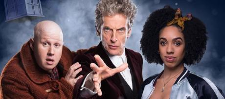 Which companions will say goodbye to Peter Capaldi? [Image via BBC for promotional purposes]