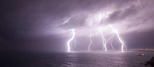 Ad agosto potrebbero verificarsi numerosi temporali al Sud Italia