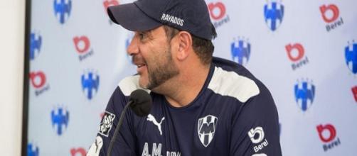 Antonio Mohamed, entrenador de Monterrey FC