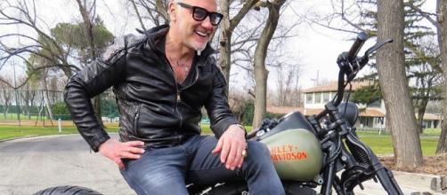 Con l'Harley si entra direttamente in casa, parola di Gianluca ... - rds.it