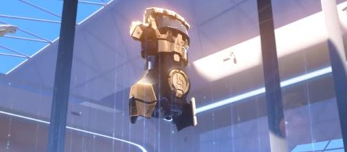 Doomfist's gauntlet. Image Credit: Force Gaming / YouTube