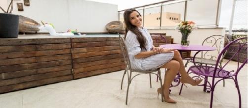 Emilly Araújo, do BBB 17, em sua cobertura duplex na 'Cidade Maravilhosa'