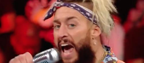 Enzo Amore will finally get his hands on Big Cass in the ring on Sunday at WWE's 'Great Balls of Fire' PPV. [Image via WWE/YouTube]