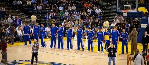 Golden State Warriors (Image credit: Wikimedia.org)
