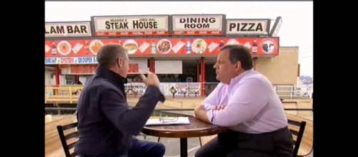 Gov. Christie's approval rating down to 15%. Photo via Republican Governor's Association, YouTube.