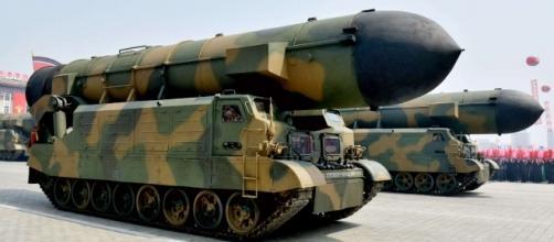 Il lancio di un missile balistico intercontinentale da parte della Corea del Nord è stato riconosciuto dagli Stati Uniti