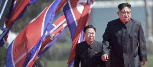 Kim Jong Un Opens Complex of N. Korean High-rise Apartments - voanews.com