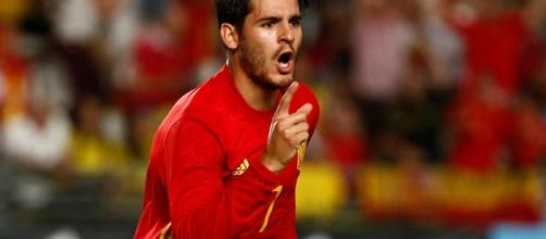 Manchester United to go all-out to sign Alvaro Morata - with ... - pinterest.com