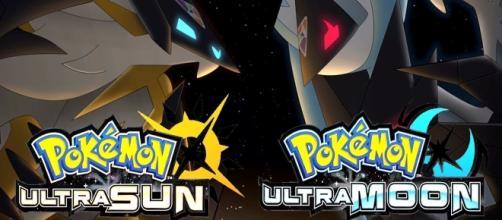 Pokemon Ultrasol y pokemon Ultraluna