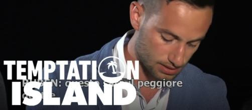 Ruben Invernizzi, fidanzato con Francesca Barone da circa 2 anni e concorrente di Temptation island 2017