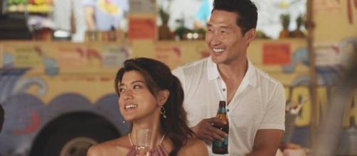 Saying aloha to 'Hawaii Five-0' stars Kim and Park is no easy task - staradvertiser.com