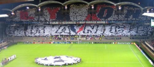 Stade Lyon France - - CC BY - -