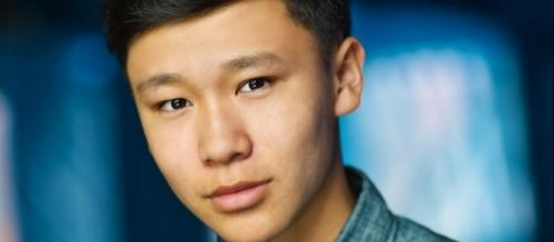 Ticoon Kim is a young actor who is slated to appear in an Amazon series. / Photo via Holly Carinci and '2nd Generation,' used with permission.