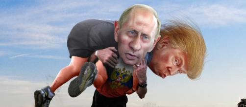 Trump and Putin could discuss conflicts in Syria and Ukraine at the G20 summit/ Photo via flickr.com/DonkeyHotey
