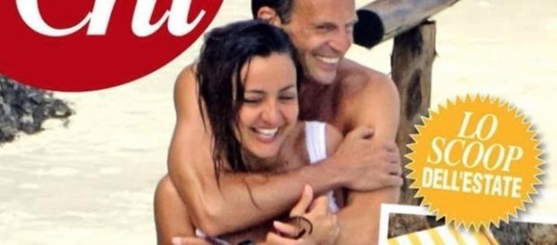 Ambra Angiolini e Massimiliano Allegri, la coppia a sorpresa dell'estate