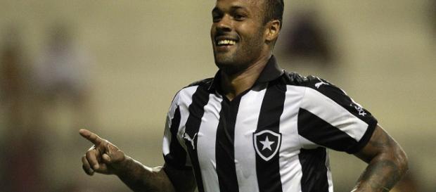 Bruno pode deixar o Botafogo em breve. ( Foto: Reprodução)
