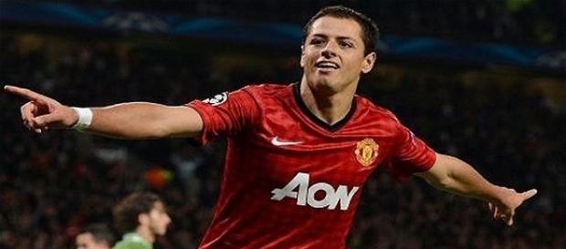 Chicharito Hernández y su paso por el Manchester United