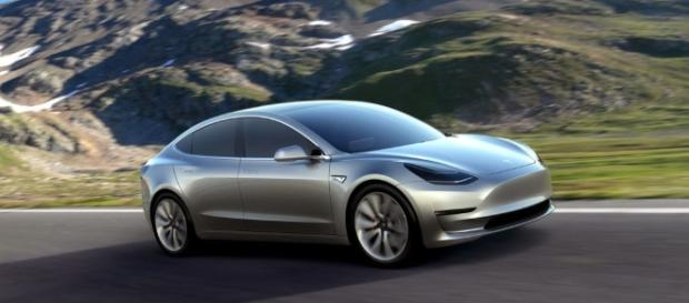 First production Tesla Model 3 expected Friday, Elon Musk says ... -[Image source: Pixabay.com]